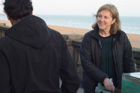 Looking to volunteer